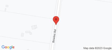 Location map for Lot 3 Bowles Road Strathfieldsaye