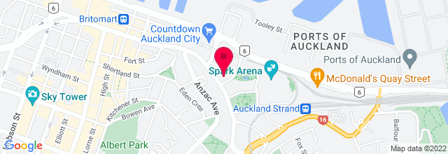 Map for Vector Arena