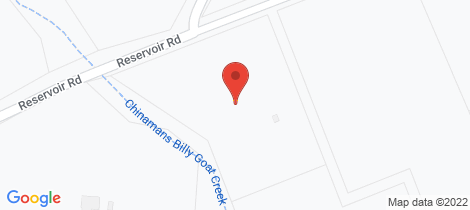 Location map for 28 Reservoir Road Bowenvale