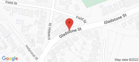 Location map for 291 Gladstone Street Maryborough