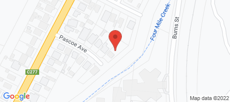 Location map for 9 Pascoe Avenue Maryborough