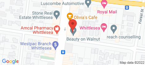 Location map for 7/56 Church Street Whittlesea