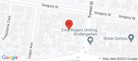 Location map for 2/506 Wendouree Parade Lake Wendouree