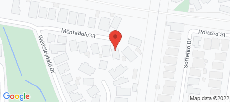 Location map for 11 Montadale Court Alfredton