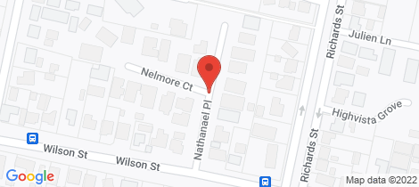 Location map for 5 Nelmore Court Ballarat East