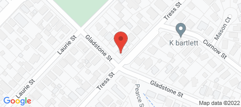 Location map for 309 Gladstone Street Golden Point