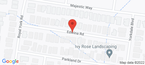 Location map for 18 Edwina Road Winter Valley