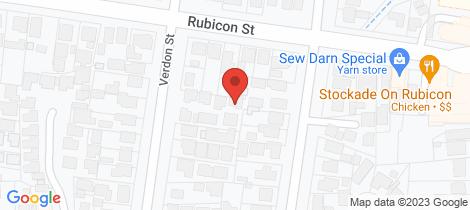 Location map for 4/3 Verdon Street Sebastopol