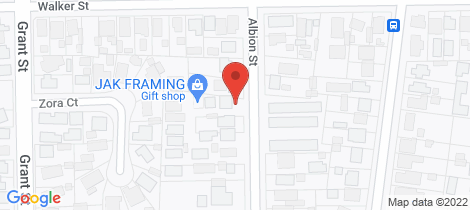Location map for 1/30 Albion Street Sebastopol