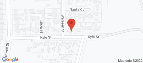 Location map for 15 Kyle Street Sebastopol