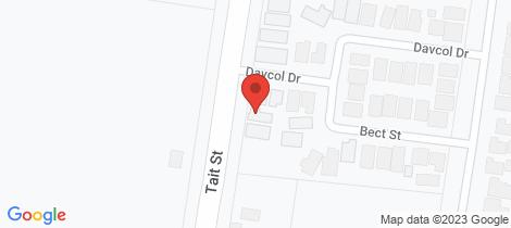 Location map for 149 Tait Street Sebastopol