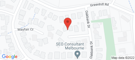 Location map for 7 Redwood Court Mount Helen