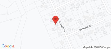 Location map for 30 Joseph Street Pukemiro