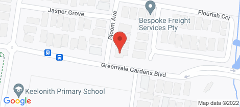Location map for 4 Bloom Avenue Greenvale