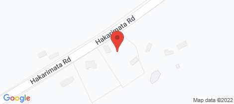 Location map for 534 Hakarimata Road Ngaruawahia