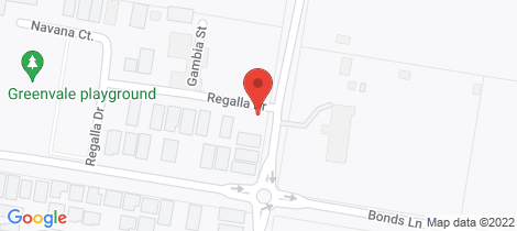 Location map for Lot 1-52/75 Bonds Lane Greenvale