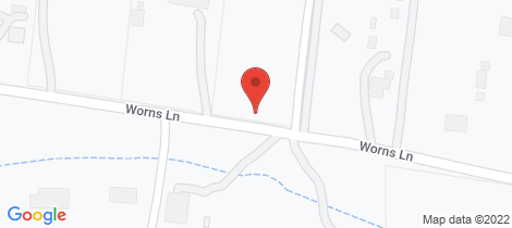 Location map for 72-78 Worns Lane Yarrambat
