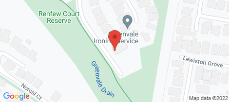 Location map for 13 Muirhead Court Greenvale