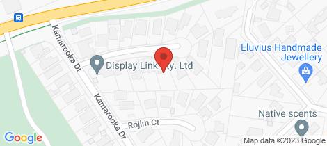 Location map for 12 Pepper Court Wattle Glen