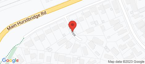 Location map for Lot 5/5 Aspiration Rise Diamond Creek