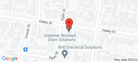 Location map for 2/38 Haley Street Diamond Creek