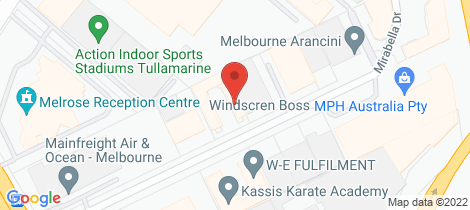 Location map for 9/9 Lindaway Place Tullamarine