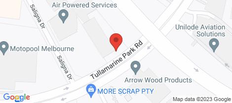Location map for 24 Veneto Grove Greenvale