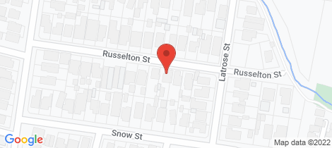 Location map for 9 Russelton Street Keilor Park