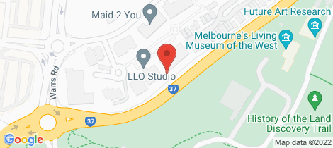 Location map for 27/14 Horizon Drive Maribyrnong