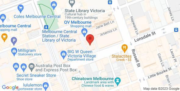 Domayne Melbourne QV