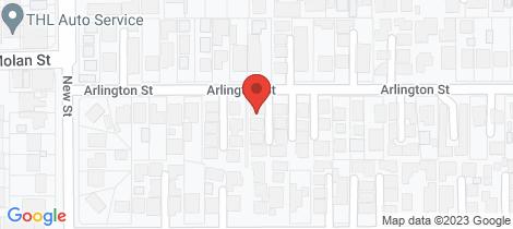 Location map for 7/41-43 Arlington Street Ringwood