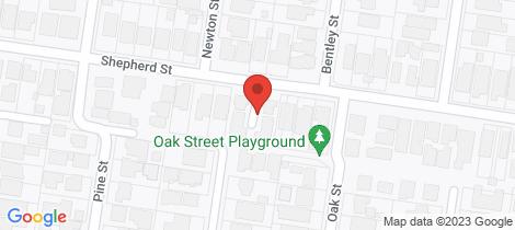 Location map for 4/38-40 Shepherd Street Surrey Hills