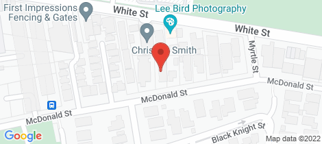 Location map for 1/123 McDonald Street Mordialloc