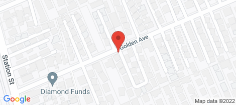 Location map for 9/18 Golden Avenue Chelsea