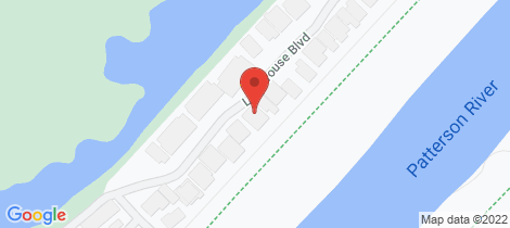 Location map for 120 La Perouse Boulevard Bonbeach