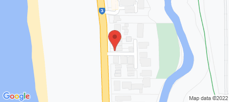 Location map for 55 Nepean Highway Seaford