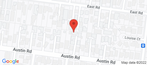 Location map for 4/145 Austin Road Seaford
