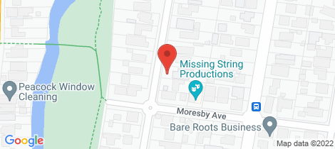 Location map for 35 Kananook Avenue Seaford