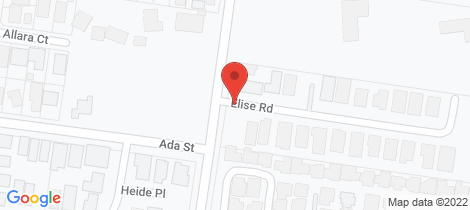 Location map for Central Rise Estate Clifton Springs