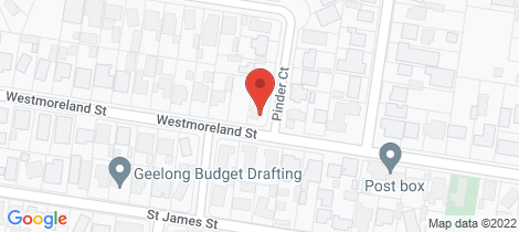 Location map for 35 Westmoreland Street St Albans Park