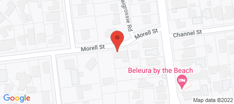 Location map for 47 Morell Street Mornington
