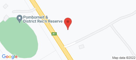 Location map for 3070 Princes Highway Weerite