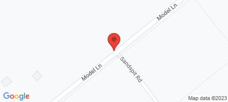 Location map for 144B Model Lane Port Fairy