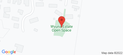 Location map for Stage 18 Wyuna Estate Elliminyt