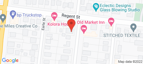 Location map for 52 William Street Port Fairy