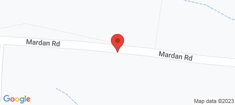Location map for Mardan Road Mardan