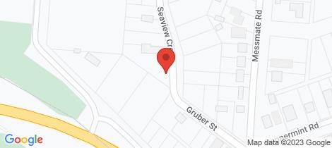 Location map for 2 Seaview Crescent Kilcunda