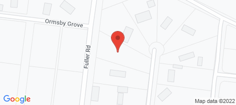 Location map for 49 Wallace Street Wonthaggi