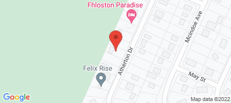 Location map for 101 ATHERTON DRIVE - 2ND ESTATE Venus Bay
