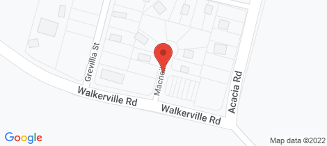 Location map for 5 MacNeil Court Walkerville